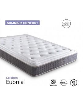 COLCHÓN EUONIA 22CM ALTURA